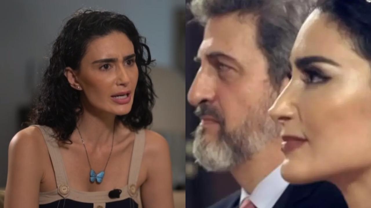 Sérgio Schiller Thompson-Flores e Cristiane Machado Globo (Foto: Reprodução/TV Globo)