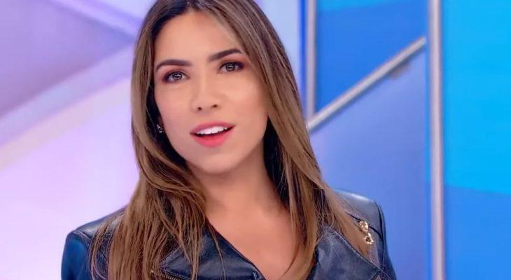 Patrícia Abravanel (Foto: Reprodução/SBT)