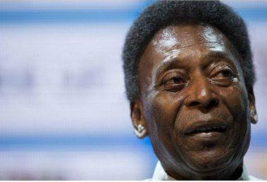 O famoso jogador de futebol e o maior atleta/craque brasileiro, Pelé (Foto: Reprodução)