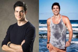 Reynaldo Gianecchini e Mateus Solano agitam a final de A Dona do Pedaço da Globo (Montagem: TV Foco)