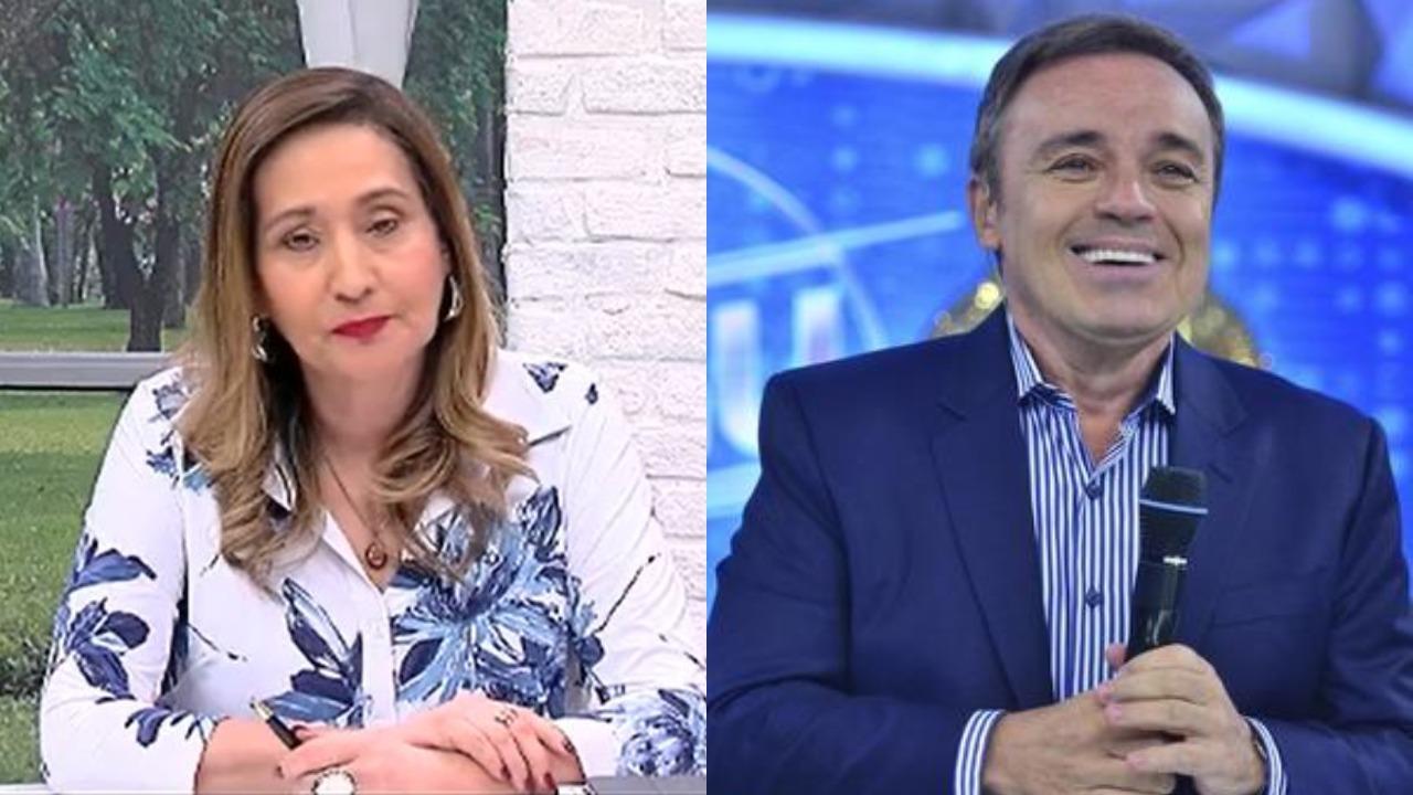 Sonia Abrão e Gugu Liberato (Foto: Reprodução/RedeTV!/Divulgação/Record/Montagem TV Foco)