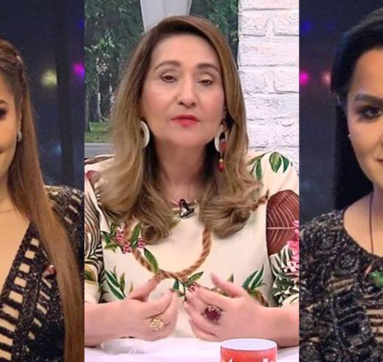 Sonia Abrão e Maiara e Maraisa (Foto: Reprodução/Instagram/YouTube)