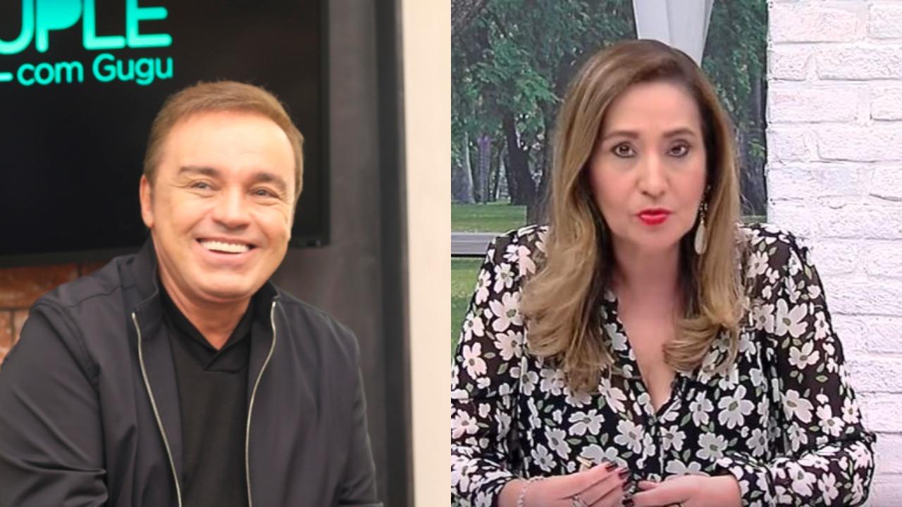 Sonia Abrão e Gugu Liberato (Foto: Divulgação/Reprodução/YouTube)