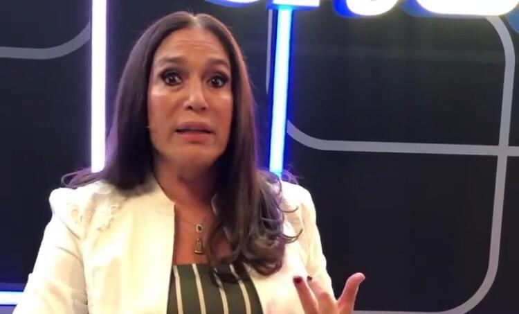 Susana Vieira teve uma participação icônica no Se Joga de hoje Globo (Foto: Reprodução/Instagram)