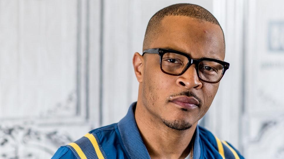 T.I,. rapper americano, é criticado por fazer teste de virgindade em filha (Foto: Reprodução)
