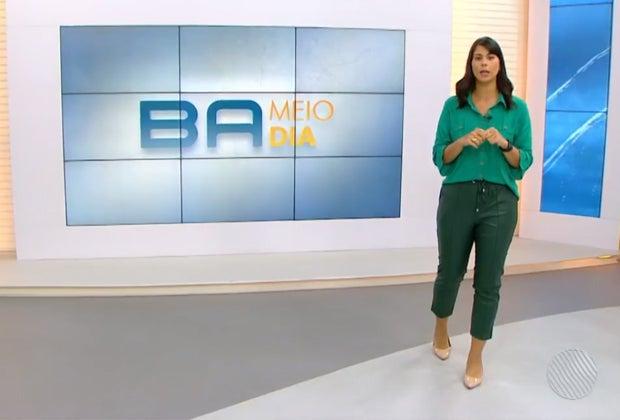 TV Bahia, afiliada da Globo, decidiu cancelar Encontro e Se Joga. Foto: Reprodução/TV Bahia