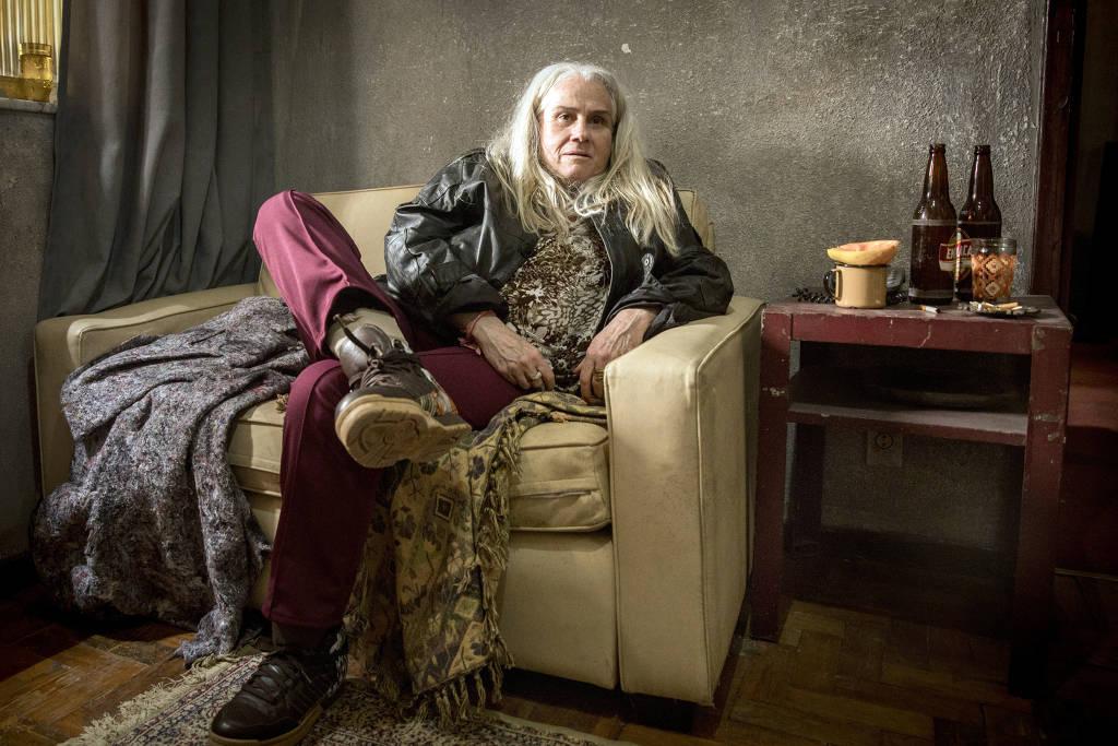 Vera Holtz será a vilã Kátia em Amor de Mãe (Foto: João Cotta/Globo)
