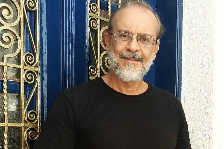 Walmir Santana tinha 60 anos de idade e morreu após sofrer um infarto fulminante (Foto: Reprodução)
