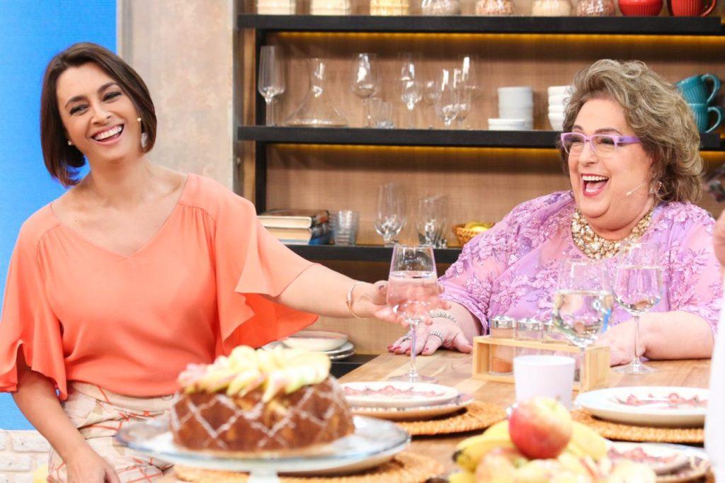 Catia Fonseca, Mamma Bruschetta, Melhor da Tarde, Band