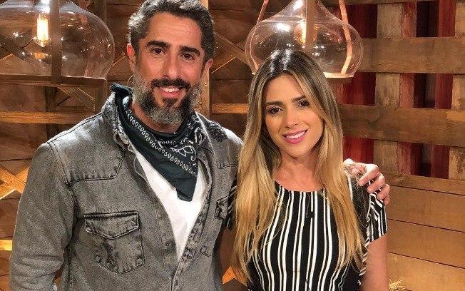 Marcos Mion e Nadja Pessoa (Foto: Reprodução)