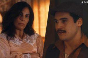 Alfredo e Lola brigam em Éramos Seis