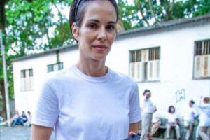 Ana Furtado na novela das 21h, A Dona do Pedaço (Foto: Reprodução)