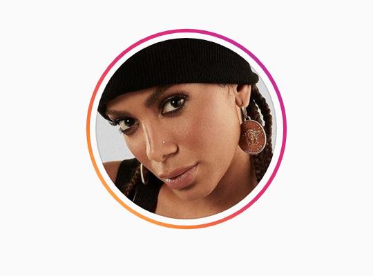 Foto da Anitta (Foto: Reprodução/ Instagram)