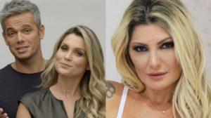 Antonia Fontenelle, Otaviano Costa, Flávia Alessandra