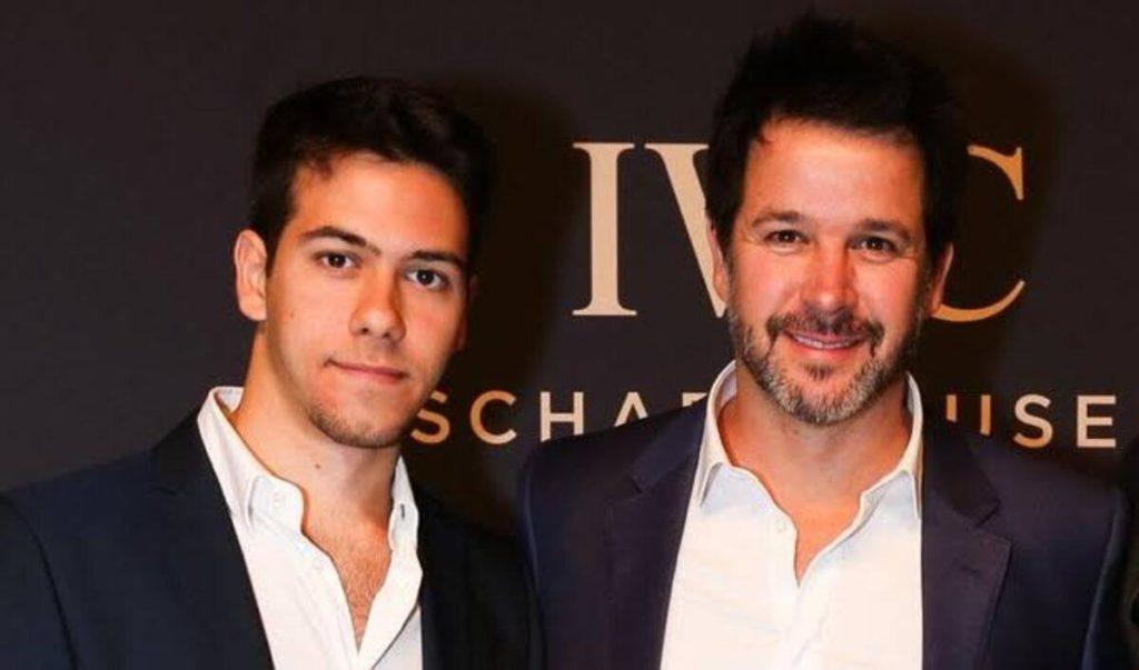 Antônio Benício, filho do ator Murilo Benício e Alessandra Negrini. Foto: Reprodução