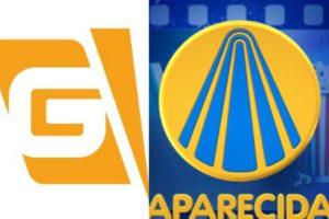 Logo TV Gazeta e TV Aparecida. Foto: Reprodução