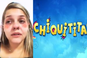 Ex-namorada de ator de Chiquititas cai no choro após descobrir traição e solta o verbo (Foto: Reprodução/Montagem)