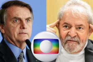Globo dá resposta após ataques de Bolsonaro e Lula (Foto: Reprodução)