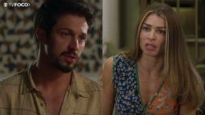 Marcos e Paloma tem uma séria conversa em Bom Sucesso