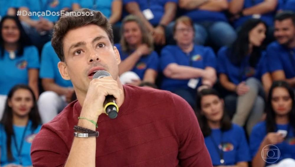 O ator Cauã Reymond surpreendeu ao anunciar pausa (Foto: Reprodução)