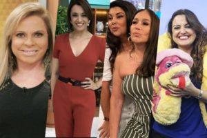 Christina Rocha, Catia Fonseca, Se Joga e Fabiola Reipert estão nos destaques da audiência desta sexta-feira (08/11)