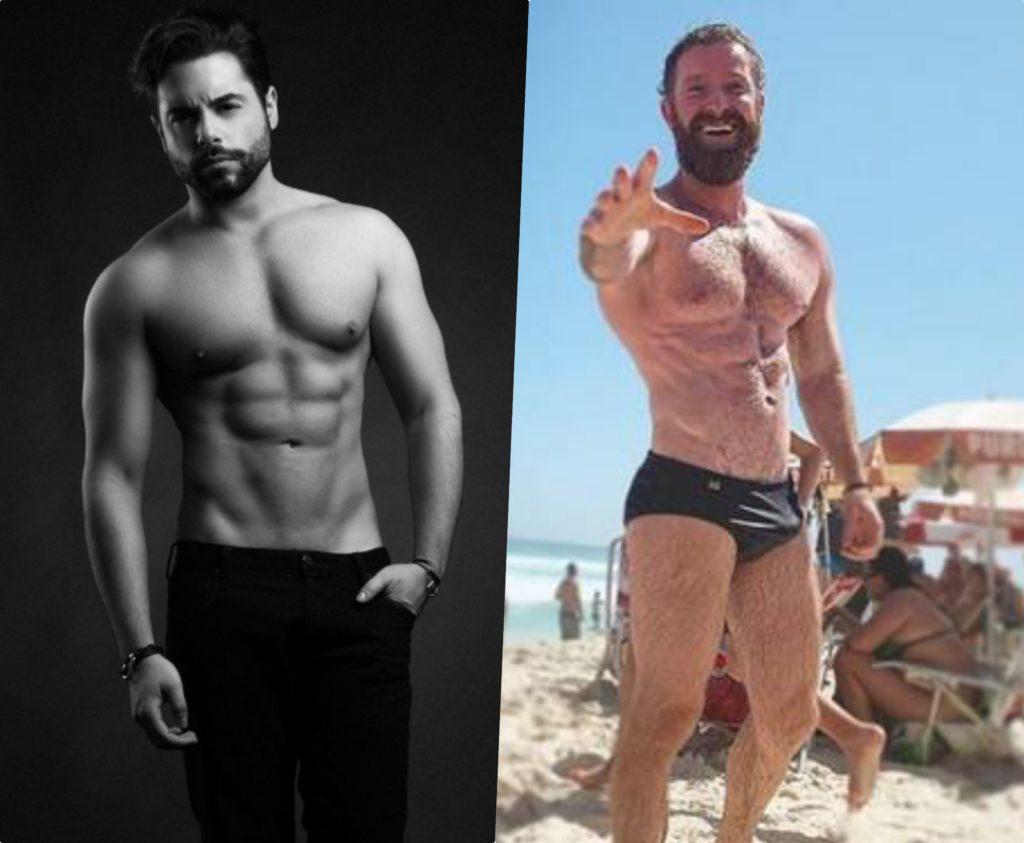 Famosos como Reynaldo Gianecchini, Vitória Strada, Camila Pitanga, Cassio Scapin e outros se assumem gay