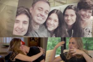 Fantástico fez uma matéria especial sobre a vida de Gugu e emocionou (Foto reprodução)