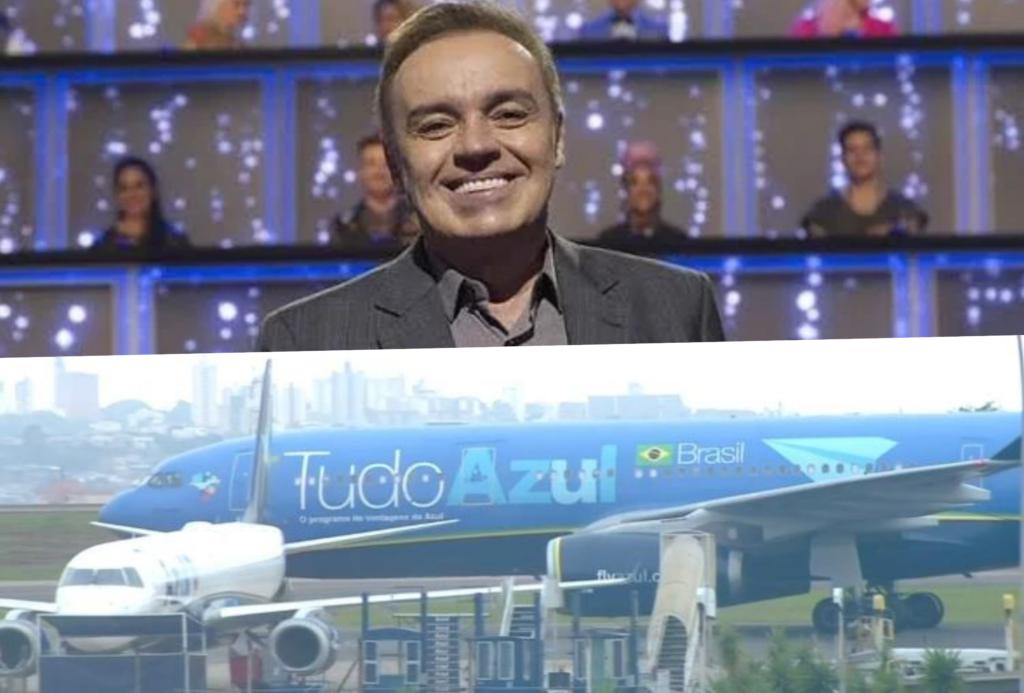 Corpo do apresentador Augusto Liberato chegou ao Brasil logo cedo
