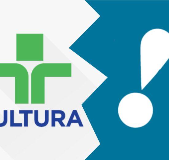 Logos TV Cultura e RedeTV!. Foto: Reprodução audiência audiências