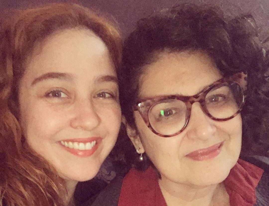 Debora Lamm e Inez Viana