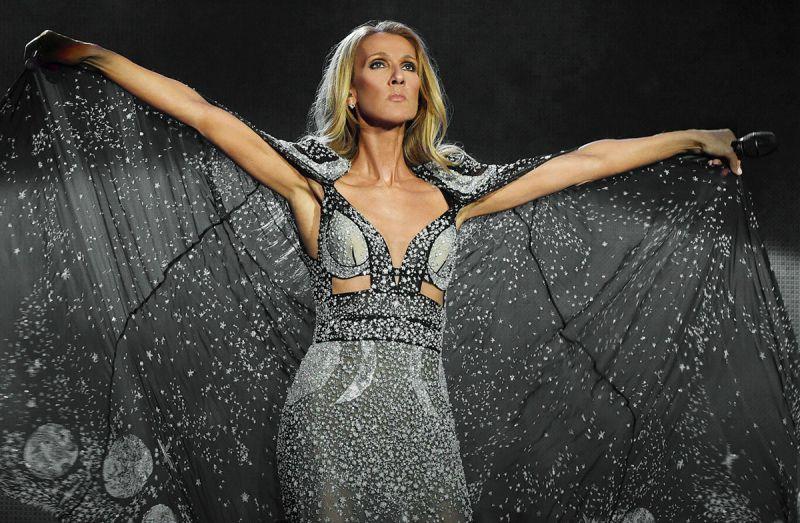 Céline Dion revela durante entrevista que depois de morte do marido nunca namorou com ninguém (Foto: Reprodução)