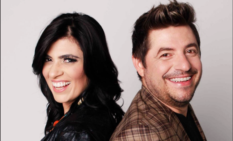 Fernanda Brum e seu marido, Emerson Pinheiro (Foto: Divulgação) gospel