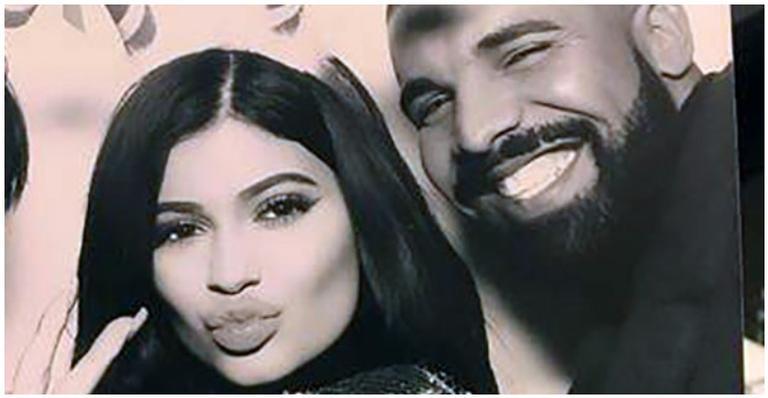 Drake e Kylie Jenner passam um tempo juntos em clima de romance (Foto: Reprodução / Instagram)
