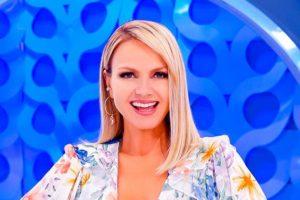 A apresentadora Eliana arrasou na audiência