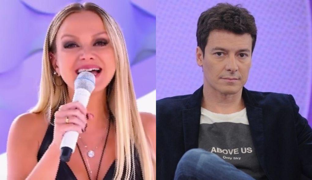 Eliana e Rodrigo Faro (Foto: Reprodução)