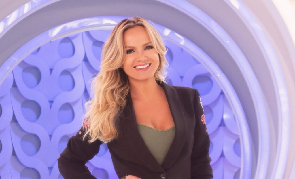 A famosa apresentadora do SBT, Eliana é considerada uma das celebridades mais amadas da televisão brasileira (Foto: Reprodução)