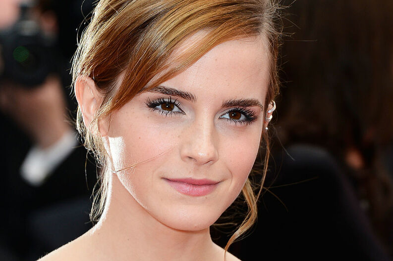 Durante entrevista, Emma Watson diz que está muito bem solteira (Foto: Reprodução)