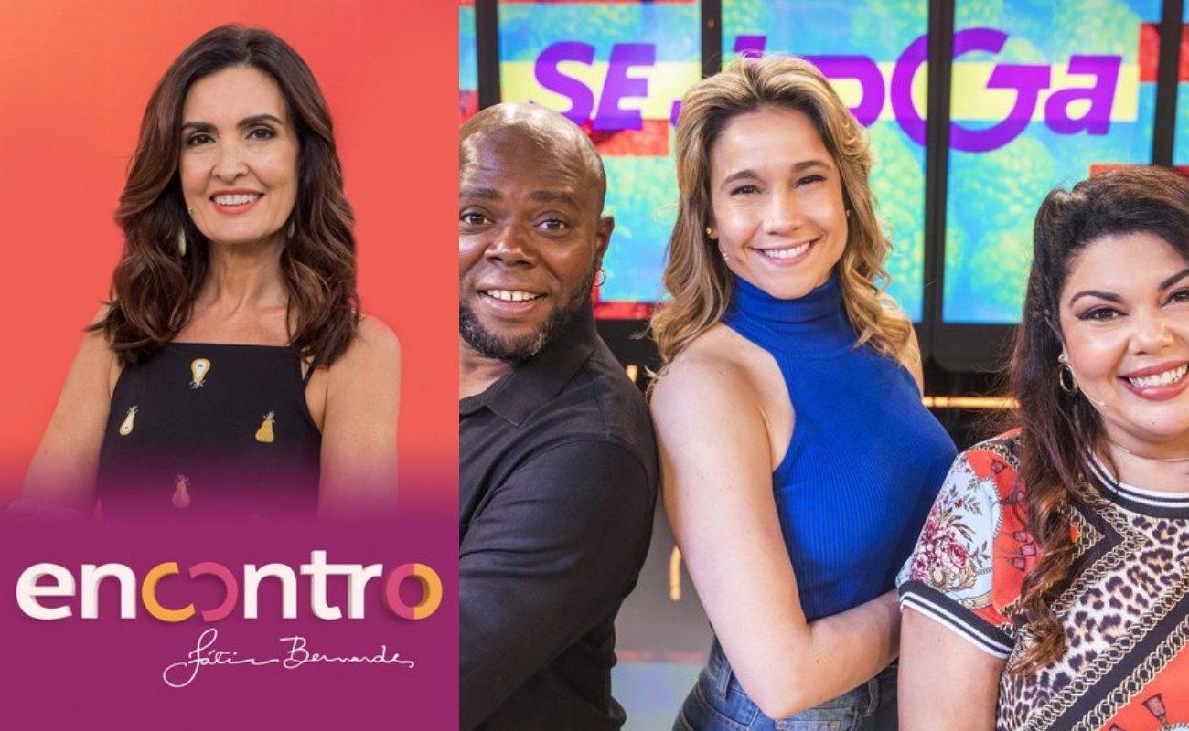 Encontro com Fátima Bernardes e Se Joga são cancelados em afiliada da Globo. Foto: Reprodução
