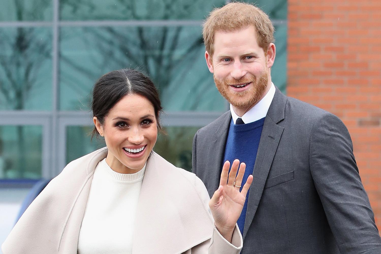 Meghan Markle e Harry aparecem juntos em evento da realeza depois de briga conturbada (Foto: Reprodução)