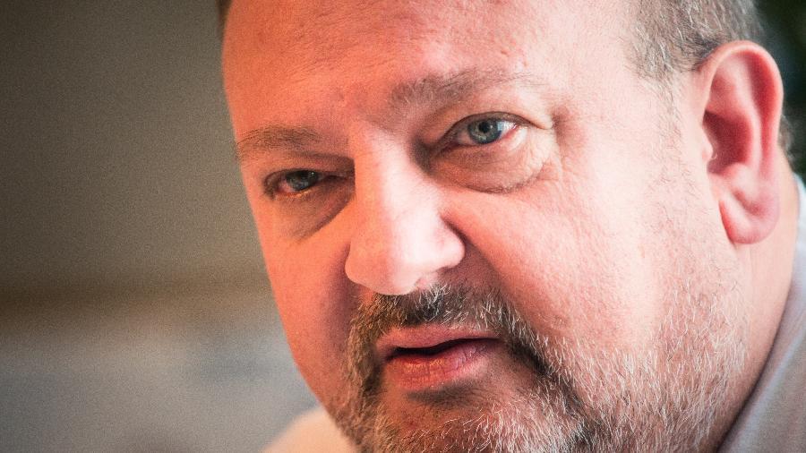 O chef Erick Jacquin foi roubado por funcionária (Reprodução) Masterchef