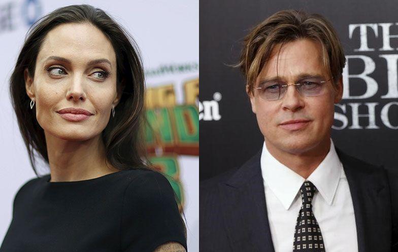 Angelina Jolie diz que depois de separação com Brad Pitt, sua vida se transformou em um inferno (Foto: Reprodução)