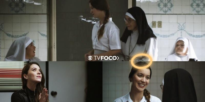Fabiana volta em A Dona do Pedaço para o convento