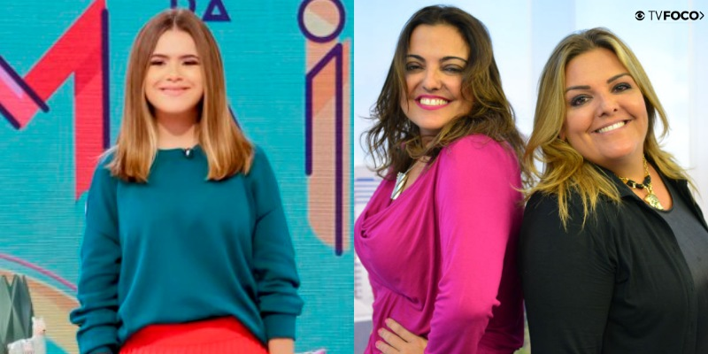 Programa da Maísa perde para Record com irmã de Fabíola Reipert no comando do Balanço Geral no quesito audiência