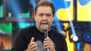 O apresentador Faustão foi cortado na Globo (Foto: Reprodução)