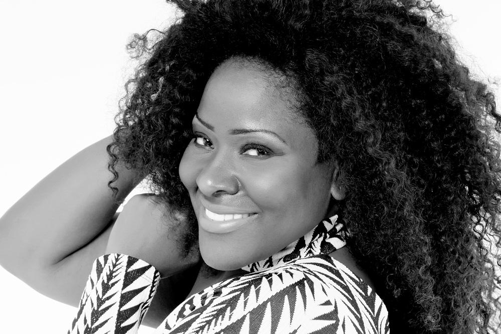 A cantora Vanessa Jackson. Foto: Reprodução