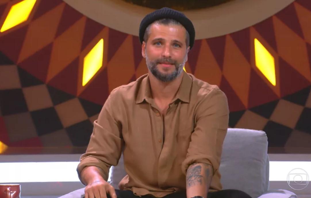 Bruno Gagliasso exibe tatuagem de Titi (Foto: Reprodução)