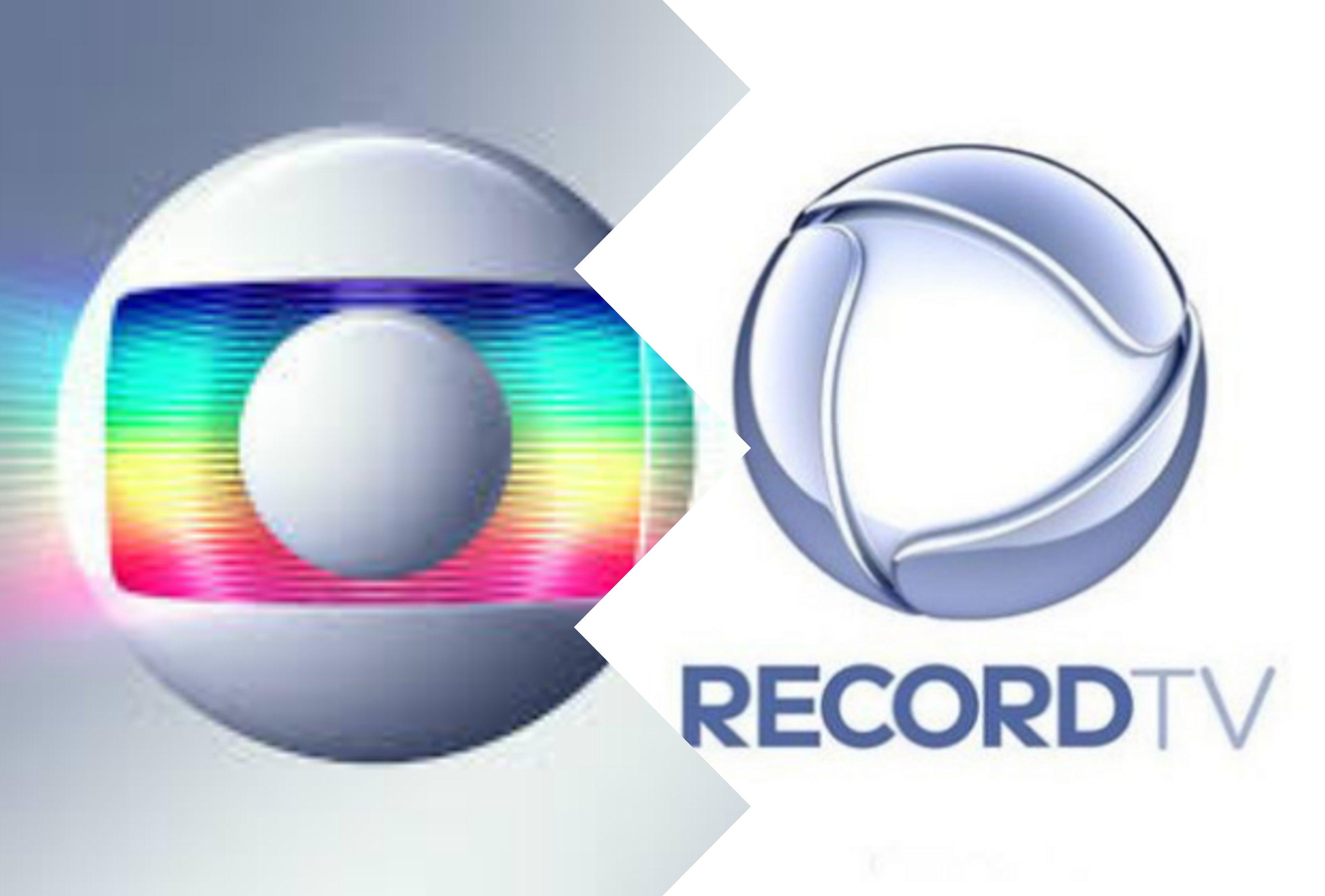 Famoso apresentador da Record paga para filha participar de programa na Globo. Foto: Reprodução