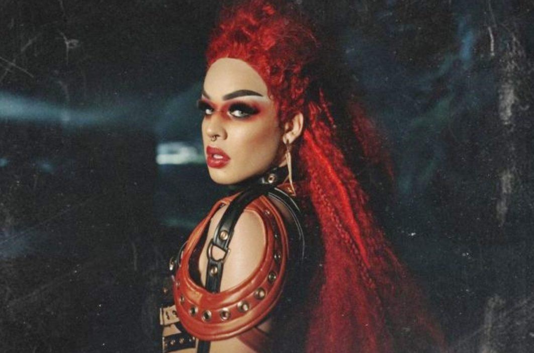A famosa cantora e drag queen, Gloria Groove é detonada nas redes sociais após se afastar de fãs durante show (Foto: Divulgação)