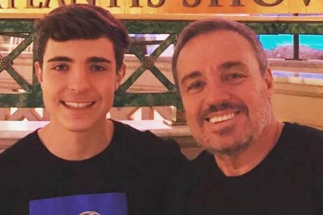 João Augusto Liberato e Gugu Liberato (Foto: Reprodução/Instagram)