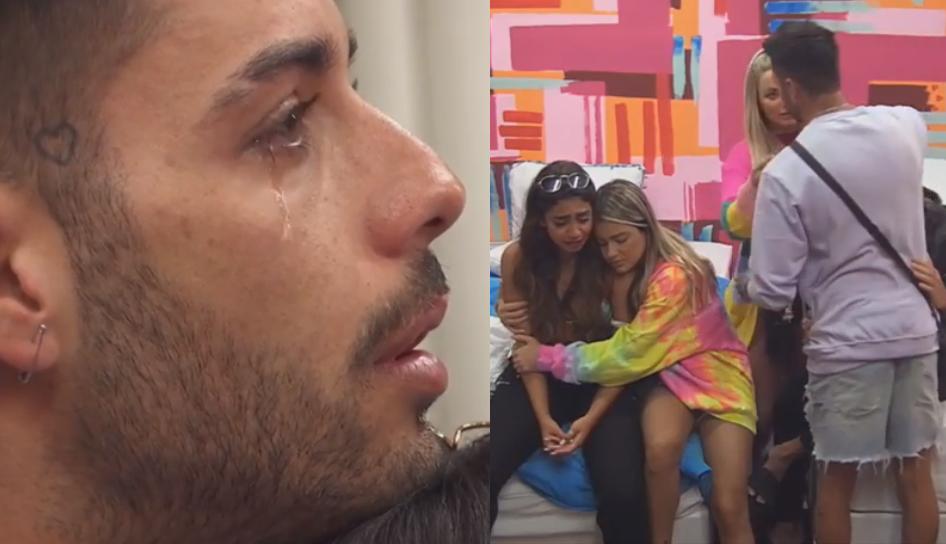 Gui Araújo é eliminado no De Férias com o Ex (Foto: Reprodução/ Youtube/ MTV)